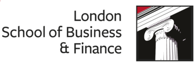 London school of business and finance  lsbf  logo